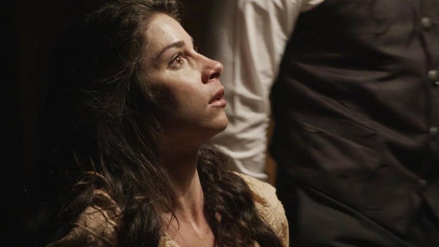 Mariana é sequestrada - Reprodução/Globo