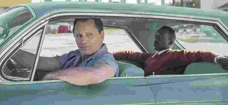 """Viggo Mortensen e Mahershala Ali em cena de """"Green Book"""" - Divulgação"""