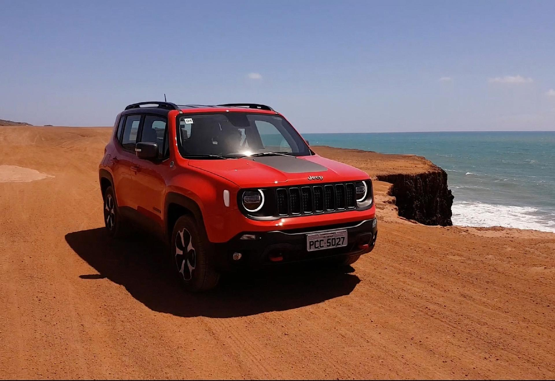 Avaliacao Consegue Ver O Que Muda No Jeep Renegade 2019 Nos
