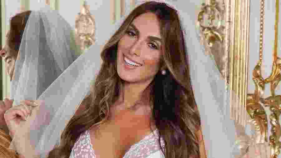 Nicole Bahls se casa no dia 4 de dezembro no Rio de Janeiro - Reprodução/Instagram