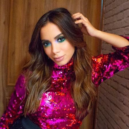 Anitta diz que está feliz com rumos da carreira - Reprodução/Instagram/@anitta