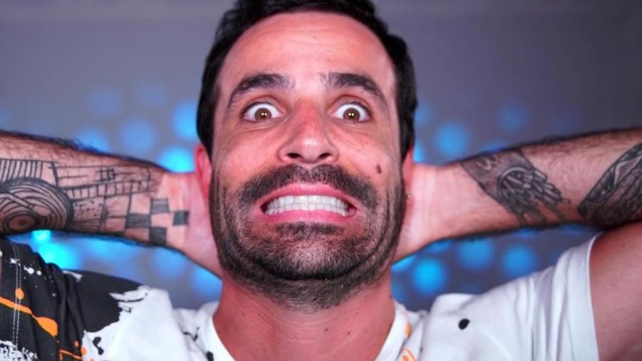"""Vinicius é o décimo oitavo participante do """"BBB19"""" - Reprodução/TvGlobo"""