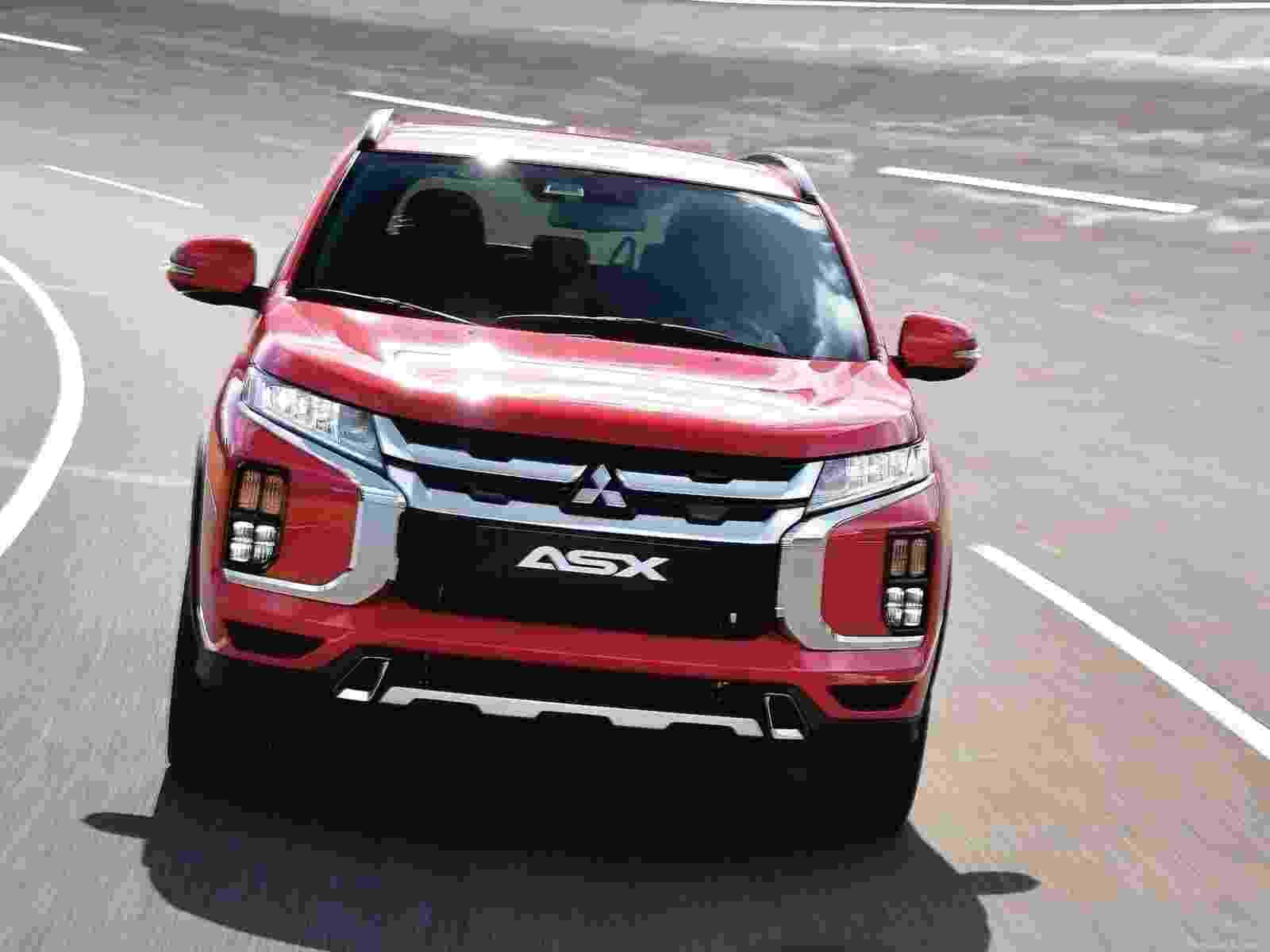 Mitsubishi ASX 2020 - Divulgação