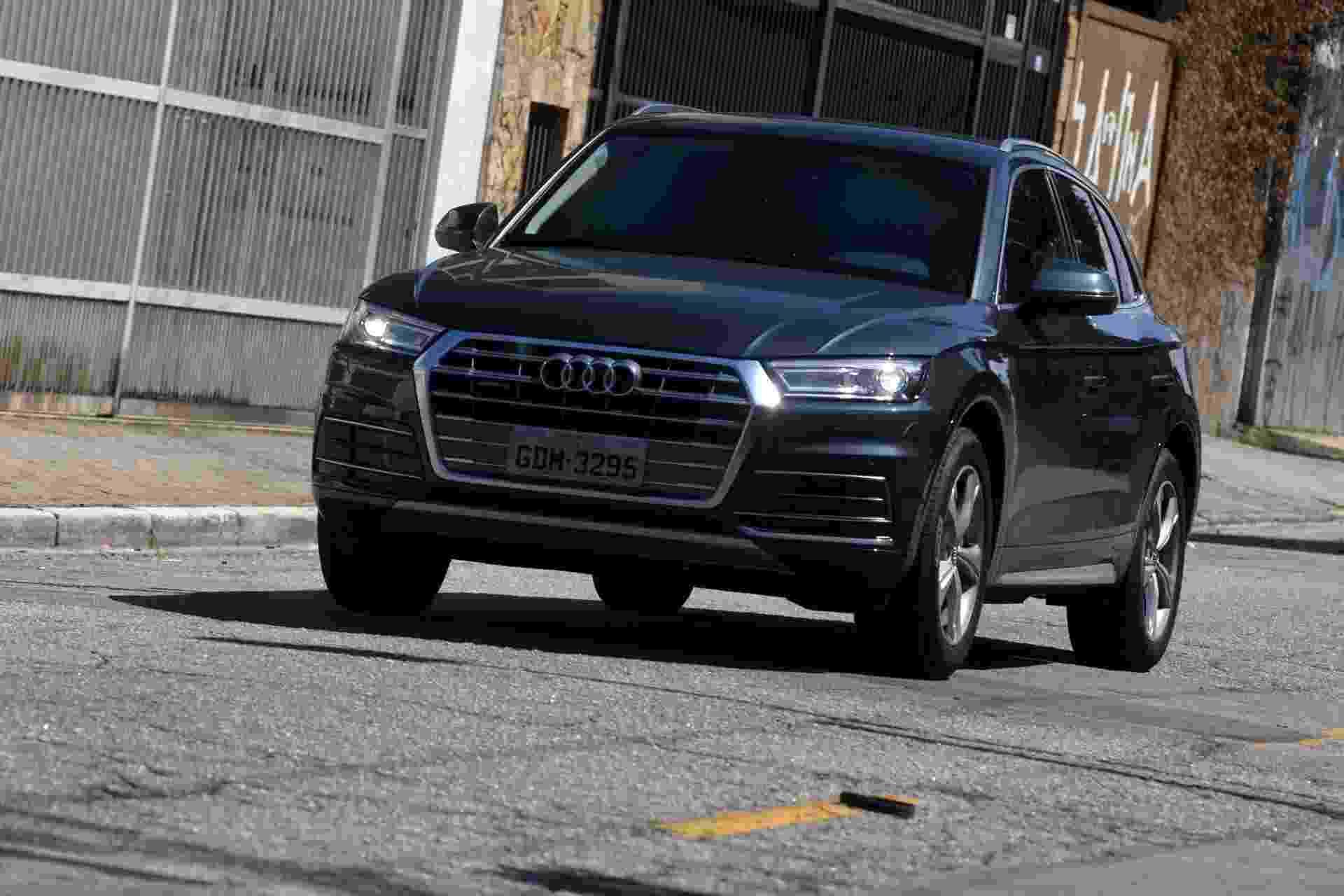 Audi Q5 Security - Murilo Góes/UOL