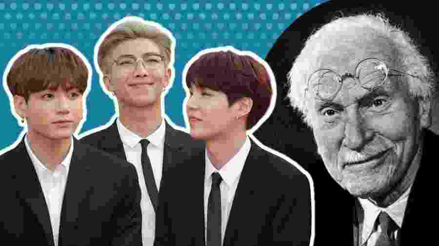 BTS: como o psicólogo Carl Jung influenciou novo álbum da banda de K-pop - BBC