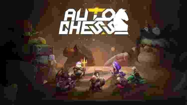 Auto Chess Imagem - Reprodução - Reprodução