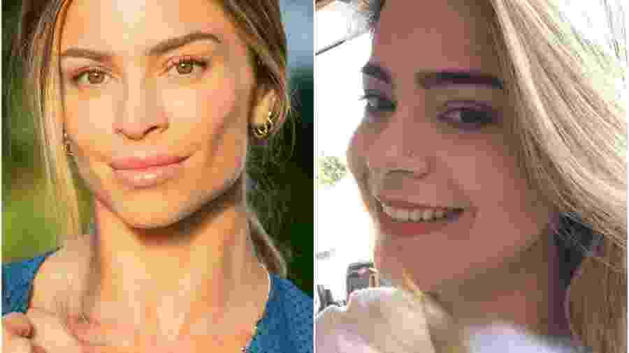Aura Coimbra teve seus exames trocados assim como a personagem de Grazi Massafera em Bom Sucesso - Divulgação/Globo/Arquivo pessoal
