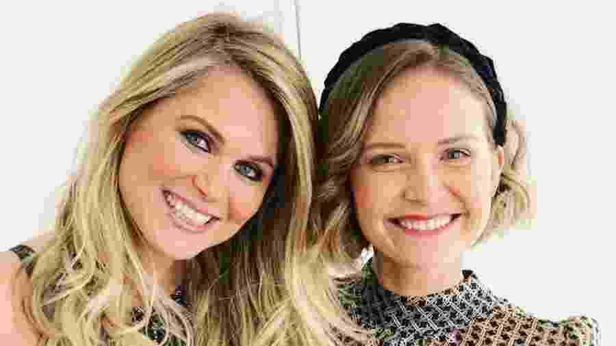 Susana Werner e Fernanda Rodrigues - Reprodução/Instagram