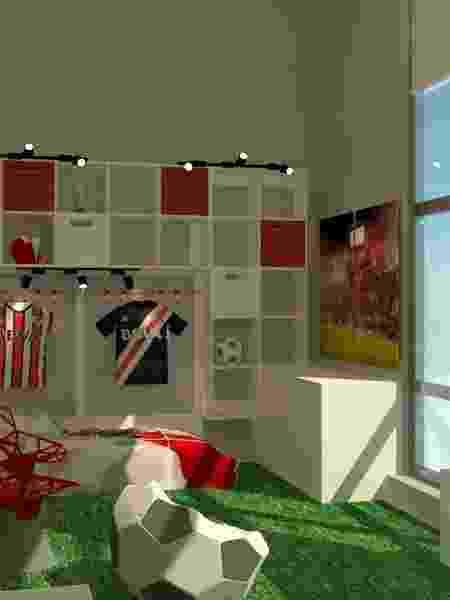 Cenário casa Fox Sports  - Divulgação  - Divulgação