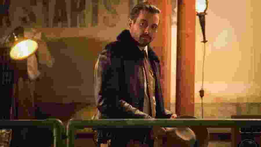 """Skeet Ulrich como FP Jones em cena de """"Riverdale"""" - Reprodução/IMDb"""