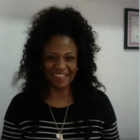 """Eliane Dias, advogada e empresária dos Racionais Mc""""s, durante a Semana da Equidade Racial - Reprodução"""