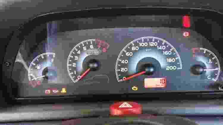 Fiat Grazie Mille 10 km rodados - Arquivo pessoal - Arquivo pessoal