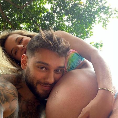 Lucas Lucco e Lorena Carvalho - Reprodução/Instagram