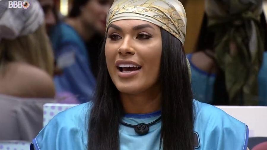 BBB 21: Pocah é a nova líder e faz indicação - Reprodução/ Globoplay