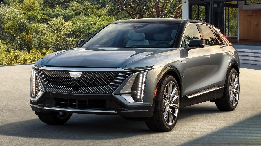 Cadillac Lyriq 2023 - Divulgação