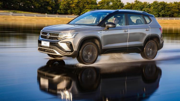 Volkswagen Taos 2022 - Divulgazione - Divulgazione