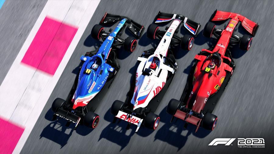 F1 2021 - Divulgação/Codemasaters