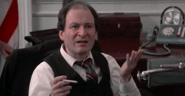 "David Margulies em ""Família Soprano"""
