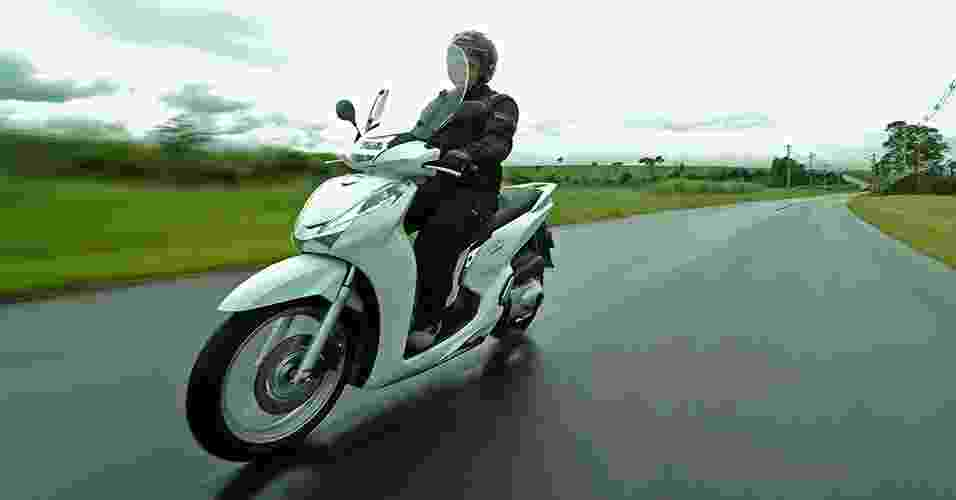 Honda SH 300i - Divulgação
