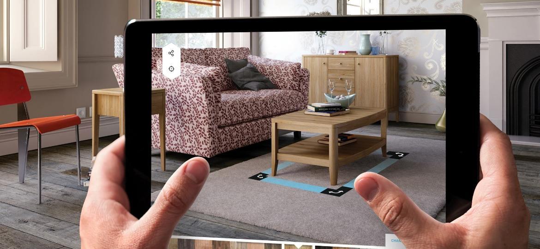 """Aplicativo Amikasa usa realidade aumentada para criar """"casa dos sonhos"""" - Divulgação"""