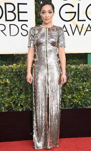 Globo de Ouro 2017: Ruth Negga