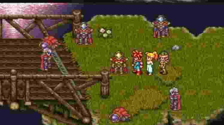 Chrono Trigger ficaria conhecido como um dos melhores jogos de todos os tempos - Reprodução