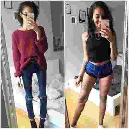 Holly Griffiths usa sua conta no Instagram para falar sobre sua cura da anorexia - Reprodução/Instagram