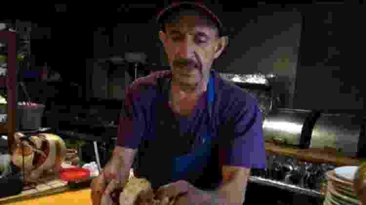 O lendário Fool's Good Loaf era o sanduíche preferido de Elvis e ainda é vendido em Denver - Gislene Nogueira/ TV Brasil  - Gislene Nogueira/ TV Brasil
