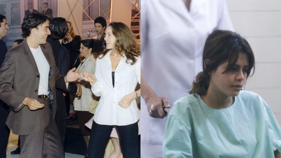 Diversas obras da teledramaturgia brasileira já retrataram a luta de pacientes com Aids - Nelson Di Rago/TV Globo/ Reprodução/TV Globo