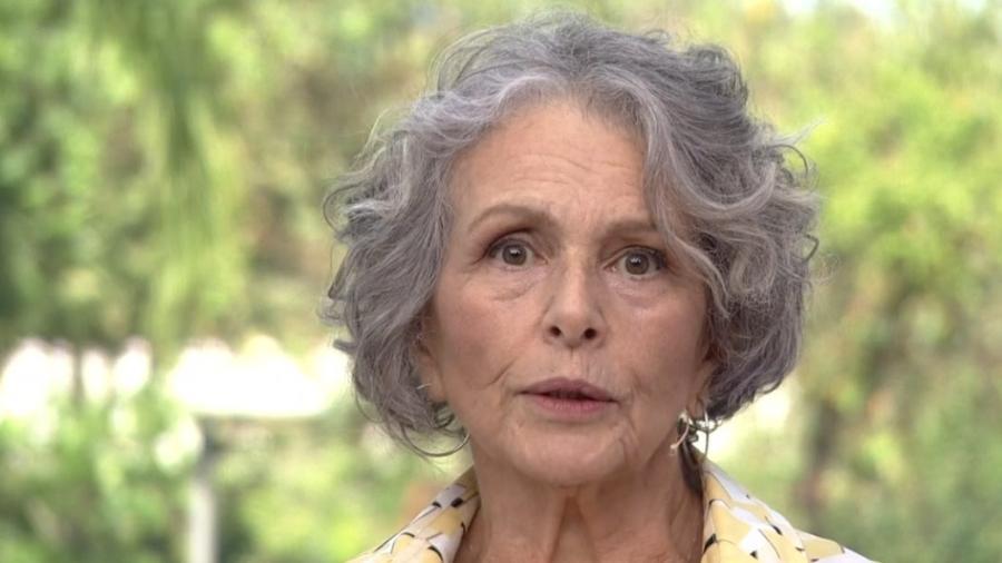 """Irene Ravache foi homenageada no quadro """"Meu Vídeo é um Show"""" - Reprodução/Globo"""