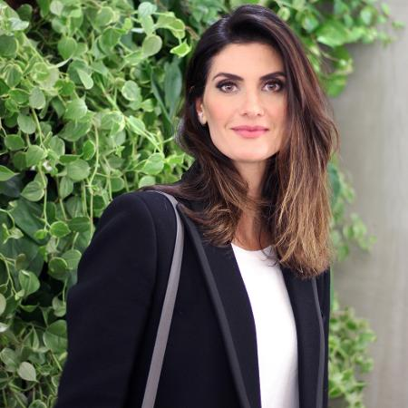 Isabella Fiorentino já fez dois tratamentos diferentes para reduzir a queda do cabelo - Divulgação