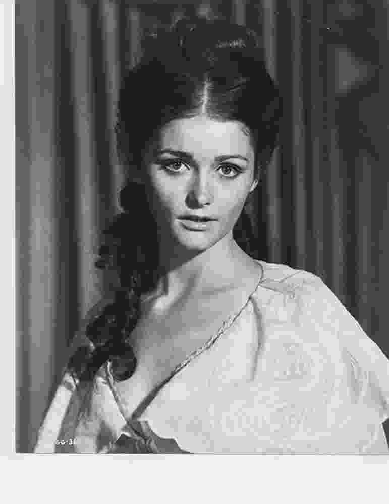 """Margot Kidder em """"Gaily, Gaily"""" (1969) - Reprodução"""