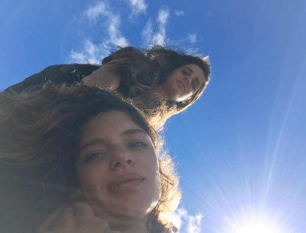 Bruna Linzmeyer e Priscila Visman