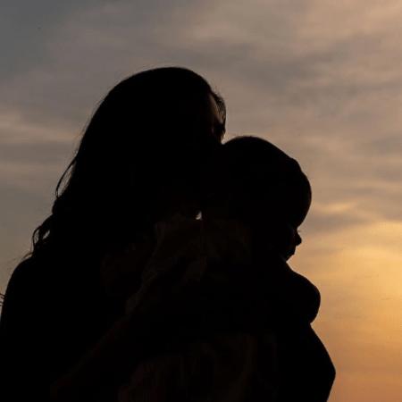 Renata Abravanel com a filha - Reprodução/Instagram