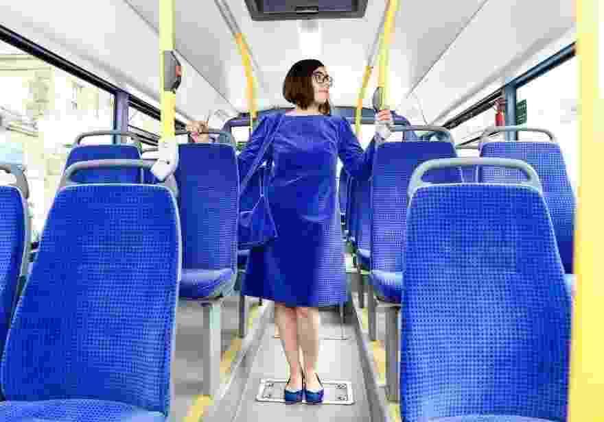 Bustour, de Menja Stevenson - Menja Stevenson