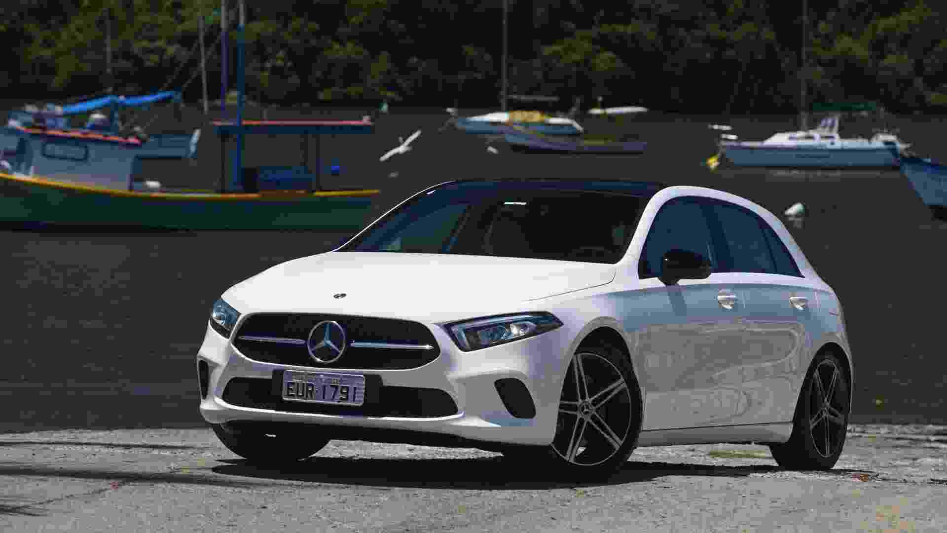 Mercedes-Benz A250 - Murilo Góes/UOL