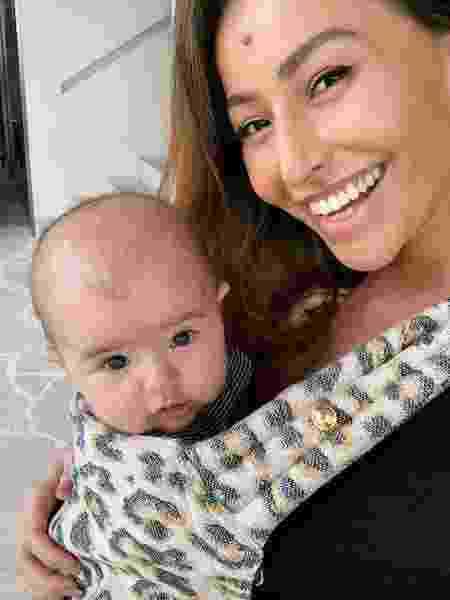 Sabrina Sato leva Zoe ao pediatra - Reprodução/Instagram