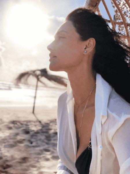Débora Nascimento posta pela primeira vez após se separar de José Loreto - Reprodução/Instagram