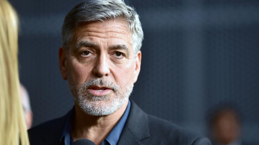 O ator George Clooney se mostrou indignado com decisão do estado - Rodin Eckenroth/Getty Images/AFP
