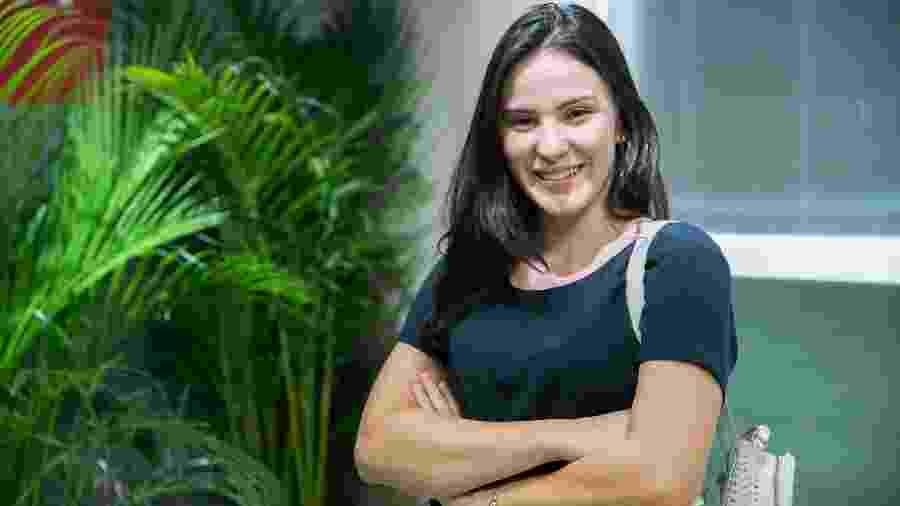 Giovanna Rispoli  - Raquel Cunha/TV Globo