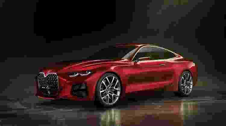 Grade cada vez maior é uma tendência no design da BMW; vide o exemplo do novo X7 - BMW/Divulgação