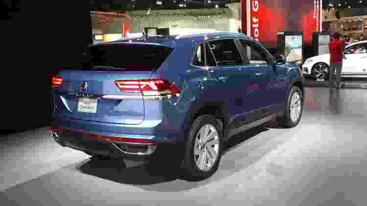 SUV com perfil de cupê concebido para os EUA traz motor 2.0 turbo capaz de entregar até 600 cv - Vitor Matsubara/UOL