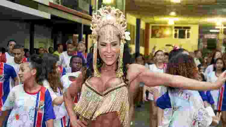 """""""A dança sempre esteve no meu sangue, é uma expressão de arte que aprecio muito e me faz bem"""" - Maurício Pingo/AgNews"""