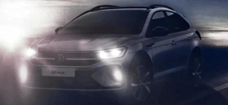 VW Nivus será posicionado entre o Polo e o T-Cross, mas não é o único SUV com estreia programada no Brasil até 2021 - Reprodução