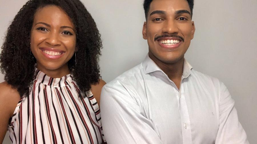 Sara Raimundo e Gilmar Bueno, da UnicaInstancia, ferramenta que defende e busca indenização ao consumidor - Divulgação