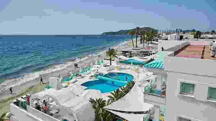 Sem turistas britânicos, hotéis de luxo de Ibiza (Espanha) devem seguir em crise - Getty Images - Getty Images