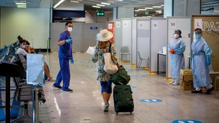 aeroporto fiumicino roma - Getty Images - Getty Images