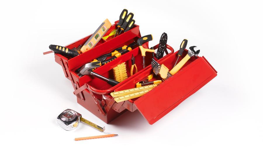 Algumas ferramentas básicas salvarão você sempre que se deparar com qualquer contratempo - Getty Images
