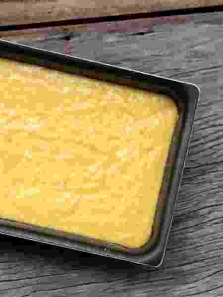 Eu Mereço - bolo de abóbora - Eline Prando - Eline Prando