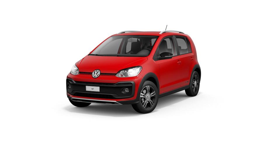 Volkswagen Up! Xtreme  - Divulgação